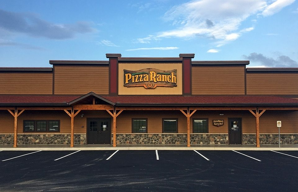 Conway Pizza Ranch