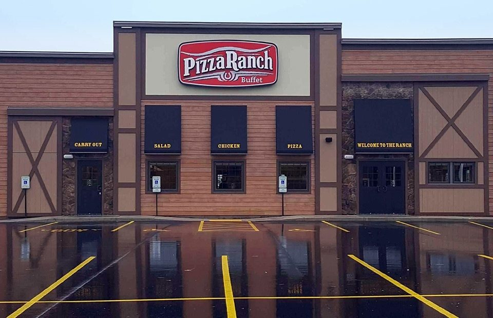 Rhinelander Pizza Ranch