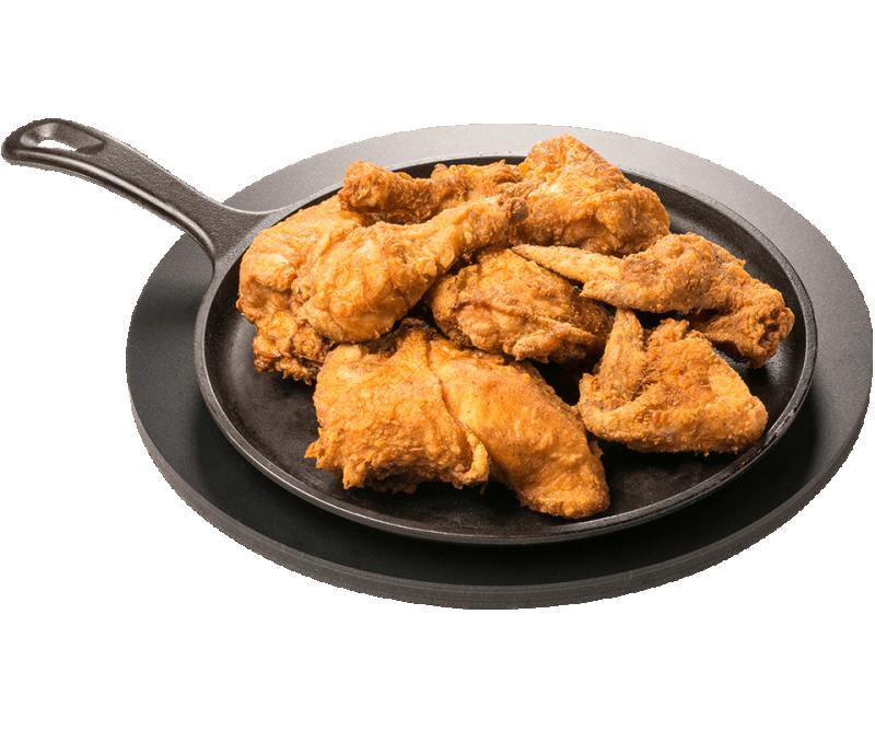 8 Piece Crispy Ranch Chicken