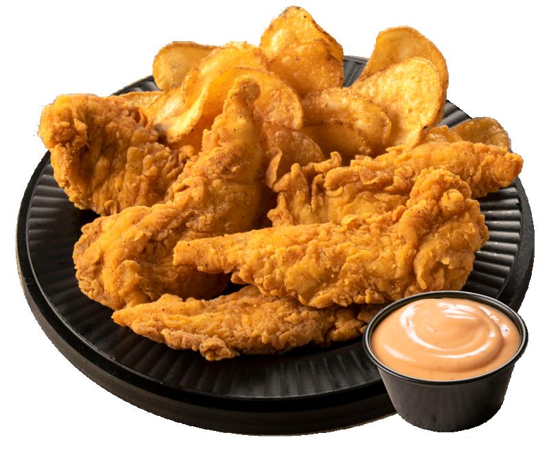 Chicken Tenders 5pc combo