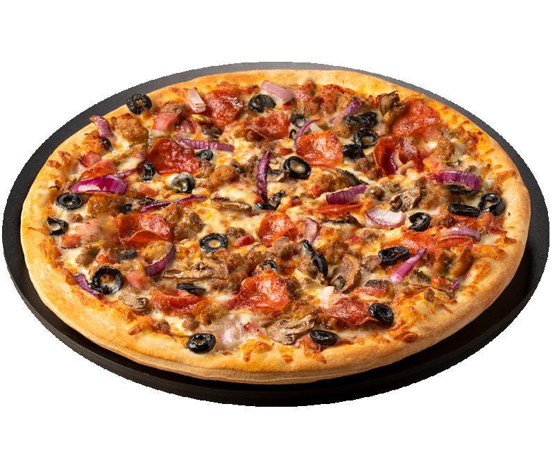 Roundup Pizza