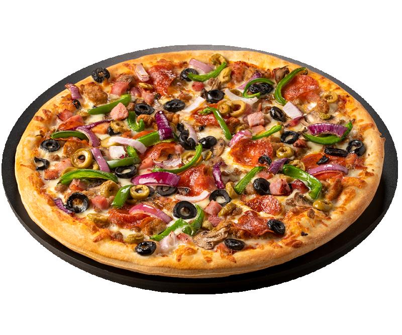 Stampede Pizza
