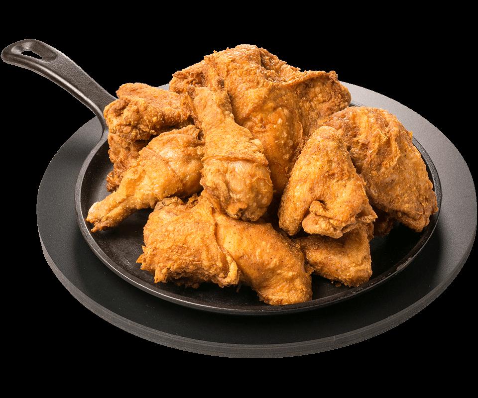 12 Piece Crispy Ranch Chicken