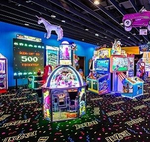 Add to the fun at our FunZone Arcades!
