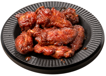 Wings Traditional BBQ 960x800