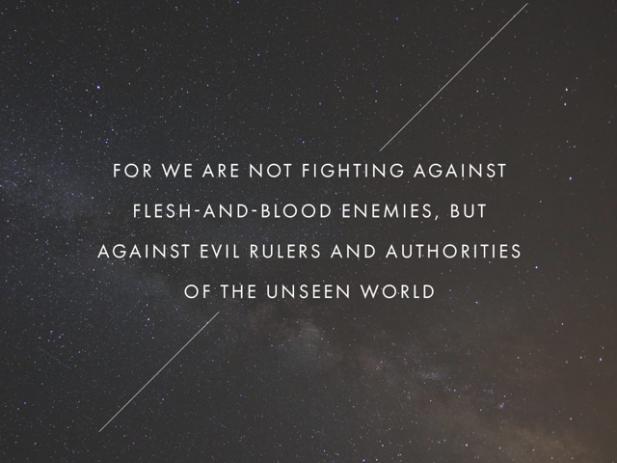Ephesians 6:13-17
