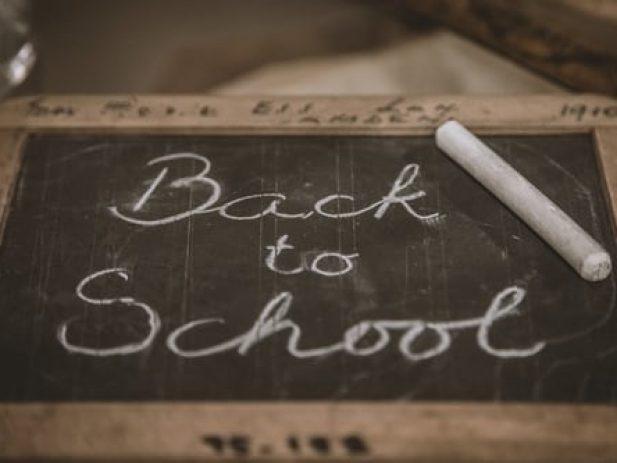 Back to School Encouragement