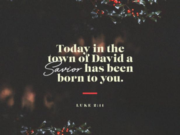 Luke 2: 11-12
