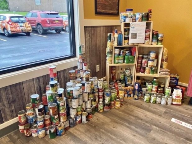 Canned Good Collected