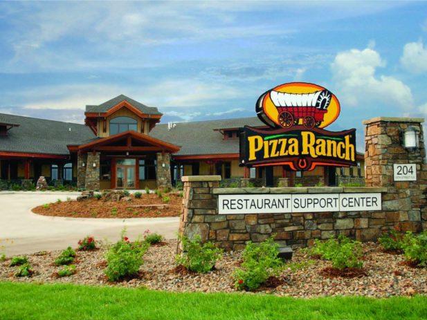 Restaurant Support Center Building