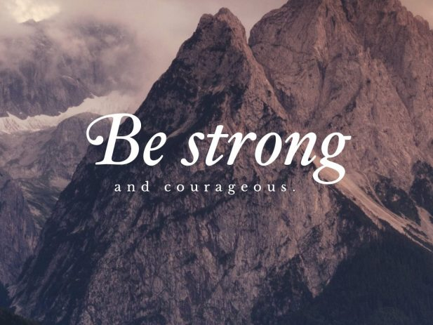 You Version Be Strong