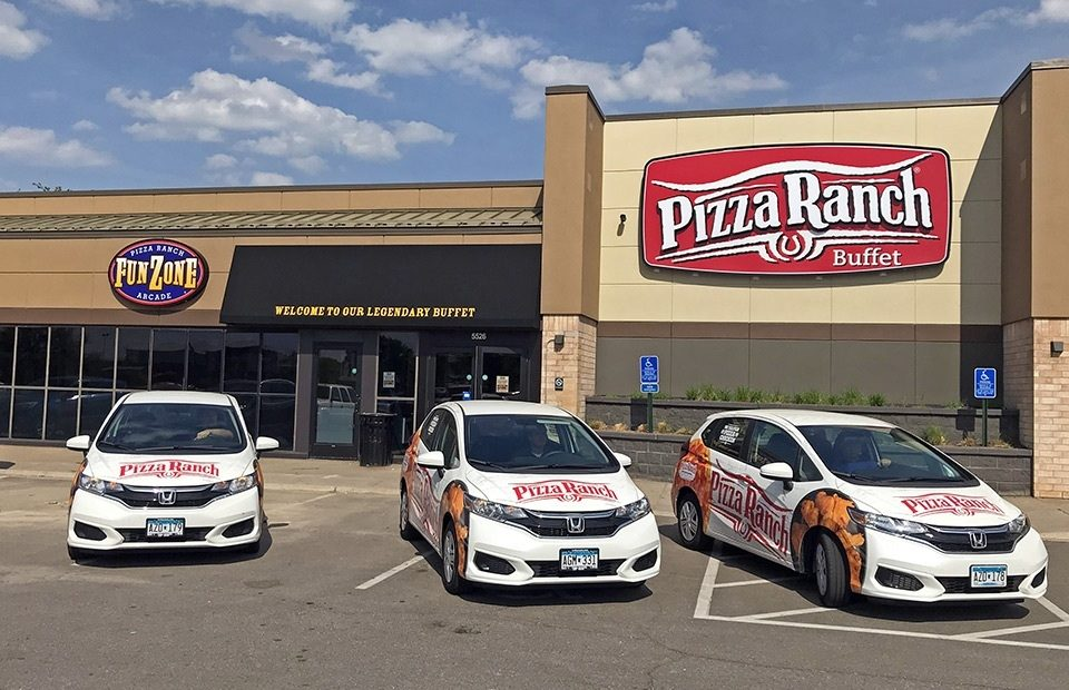 Crystal Pizza Ranch Location