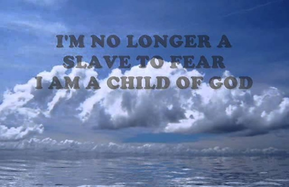 Slave to fear