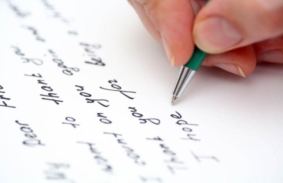 Handwritten letter services 1 768x512