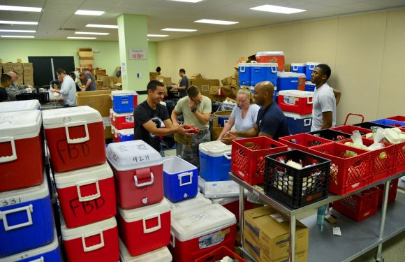 Food Bank Collection Picture