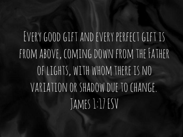 James 1:17 Bible Verse