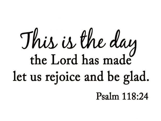 Psalm 118:24 text
