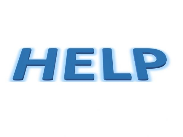 Help word