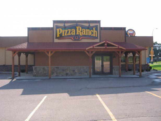 New Ulm pizza ranch
