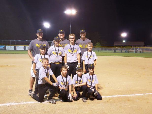 Morris, MN Little League Baseball Team