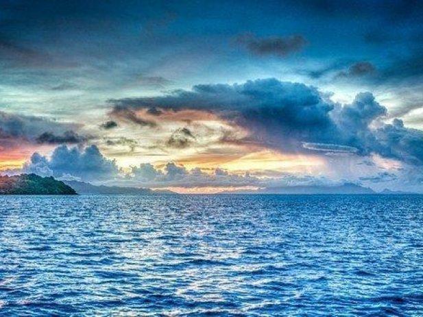 Ocean by Bora Bora