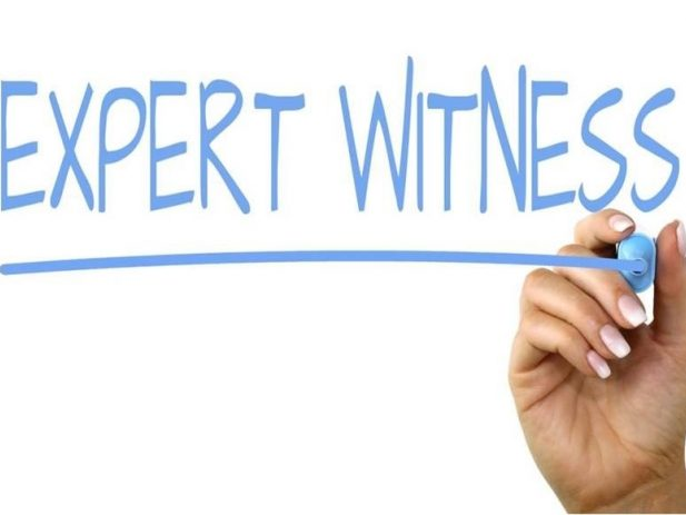 Hand writing words expert witness