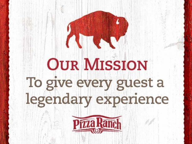 Pizza Ranch Vision and Mission